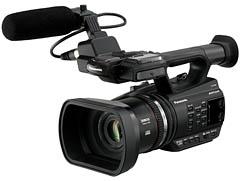 パナソニック Panasonic メモリーカードカメラレコーダー AG-AC90A