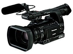 パナソニック Panasonic メモリーカード・カメラレコーダー P2 ハンドヘルド AG-HPX250