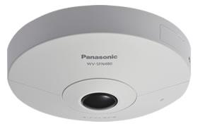 パナソニック Panasonic 屋内用 9M 全方位ネットワークカメラ WV-SFN480
