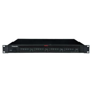 パナソニック Panasonic ラムサ RAMSA 4チャンネル パワーアンプ WP-DA114