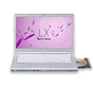 パナソニック Panasonic Let's note レッツノート CF-LX4EFMCS 【※受注生産品】