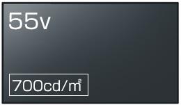 パナソニック Panasonic 55v型 フルハイビジョン LED 液晶ディスプレイ TH-55LF80J