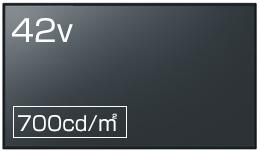 パナソニック Panasonic 42v型 フルハイビジョン LED 液晶ディスプレイ TH-42LF80J