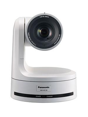 パナソニック Panasonic HDインテグレーテッドカメラ AW-HE130W [ホワイトモデル・室内専用]