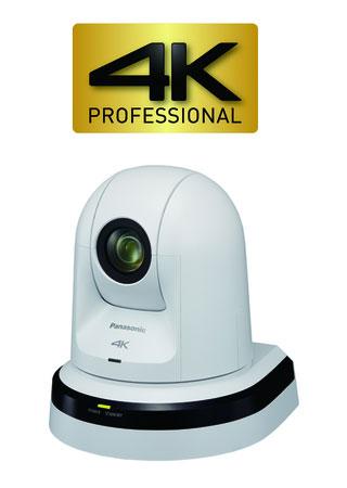 パナソニック Panasonic 4Kインテグレーテッドカメラ AW-UE70W (ホワイトモデル)