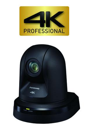 パナソニック Panasonic 4Kインテグレーテッドカメラ AW-UE70K (ブラックモデル)