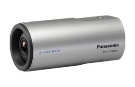 パナソニック Panasonic HD ネットワークカメラ WV-SP105A