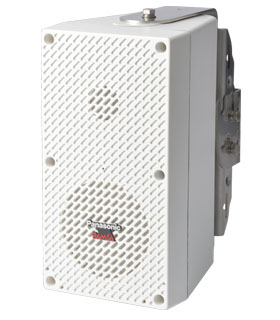 パナソニック Panasonic ラムサ RAMSA 全天候型スピーカー2ウェイコンパクトタイプ WS-LB301