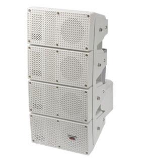 パナソニック Panasonic ラムサ RAMSA 全天候型スピーカー2ウェイ4連アレイタイプ WS-LB311