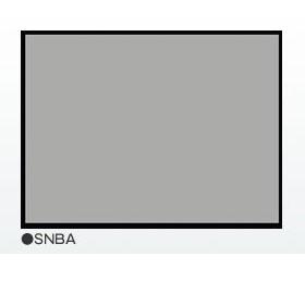 KIC ハイコントラストスクリーン(80inch) SNBA-NXG80 [4:3サイズ] (クリアブラック) [ハイゲインボードタイプ]  【※受注生産品】