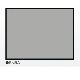 KIC ハイコントラストクリアブラックボードタイプ(ノーマルゲイン) SNBA-NR100WX 【※受注生産品】