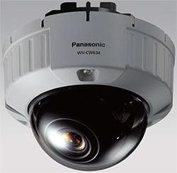 パナソニック Panasonic SD6方式 カラーテレビカメラ WV-CW634F