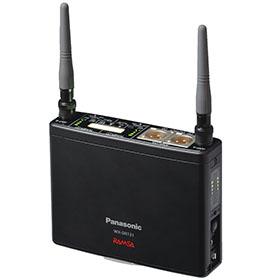 パナソニック Panasonic ラムサ RAMSA ポータブルワイヤレス受信機 WX-DR131