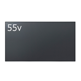 パナソニック Panasonic マルチスクリーン対応 超狭額縁 液晶ディスプレイ TH-55LFV60J