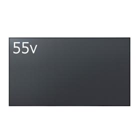パナソニック Panasonic マルチスクリーン対応 超狭額縁 液晶ディスプレイ TH-55LFV6J