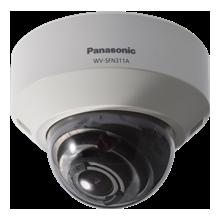 パナソニック Panasonic スーパーダイナミック方式 屋内対応 ドームネットワークカメラ WV-SFN311A