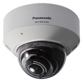 パナソニック Panasonic スーパーダイナミック方式 屋内対応 ドームネットワークカメラ WV-SFN310AJ