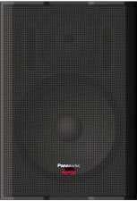 パナソニック Panasonic ラムサ RAMSA 30cm 2ウェイスピーカー WS-AR200-K (ブラック)