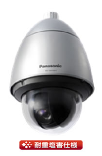 パナソニック Panasonic 屋外ハウジング一体型 耐重塩害仕様 フルHD ネットワークカメラ WV-SW598ASJ 【※受注生産品】