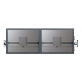 オーロラ AURORA ディスプレイ用 壁面デザインポールハンガー(小型横設置タイプ) APH-20