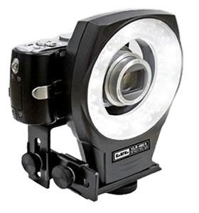 LPL LEDマクロリングライト VLR-490S (L26852)