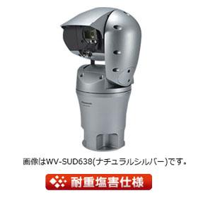 パナソニック Panasonic 屋外対応 耐重塩害仕様 フルHD ネットワークカメラ WV-SUD638-H (グレー) 【※受注生産品】