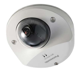 パナソニック Panasonic 屋外対応 フルHD ドームネットワークカメラ WV-SFV130