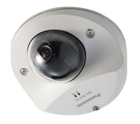 パナソニック Panasonic 屋外対応 HD ドームネットワークカメラ WV-SFV110