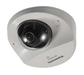 パナソニック Panasonic 屋内対応 HD ドームネットワークカメラ WV-SFN110