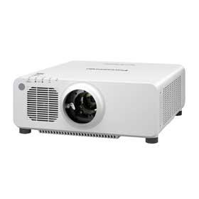 パナソニック Panasonic 1チップDLP方式 プロジェクター PT-RZ770JLW (レンズ別売)【※受注生産品】