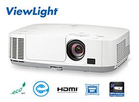 NEC 液晶プロジェクター ViewLight NP-P401WJL-N3