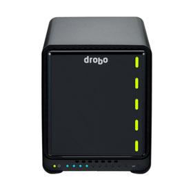 プリンストン Princeton Drobo 5D USB3.0 & Thunderbolt対応 外付けHDDケース (3.5インチ×5bay) PDR-5D/C