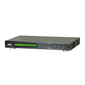 PRINCETON ATEN 4×4ビデオウォール対応HDMIシームレススイッチャー VM5404H/ATEN
