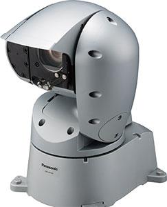 パナソニック Panasonic 屋外対応HDインテグレーテッドカメラ AW-HR140