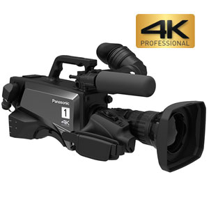 パナソニック Panasonic 4Kスタジオハンディカメラ AK-UC3000S [LEMOコネクターモデル]