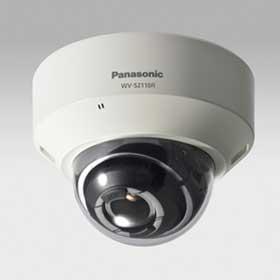 パナソニック Panasonic アイプロシリーズ 屋内用 HDドームネットワークカメラ WV-S2110RJ