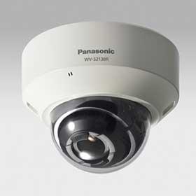 パナソニック Panasonic アイプロシリーズ 屋内用 フルHDドームネットワークカメラ WV-S2130RJ