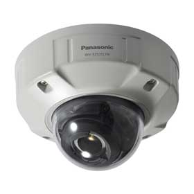 パナソニック Panasonic アイプロシリーズ 屋外対応 フルHDドームネットワークカメラ WV-S2531LTN