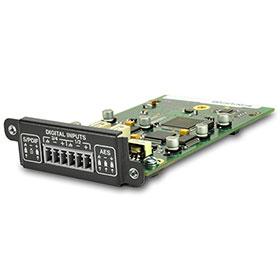 シーメトリックス Symetrix デジタル入力拡張カード(Edge、Radiusシリーズ用) 4 Channel Digital Input Card