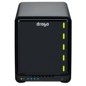 プリンストン Princeton Drobo 5Dt USB3.0 & Thunderbolt 2対応 外付けHDDケース (3.5インチ×5bay) PDR-5DT/C