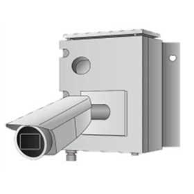 パナソニック Panasonic アイプロシリーズ用 60GHz通信BOX 屋外ボックスカメラ対応モデル(128GB) BN-GBBB12SWA【受注生産品】
