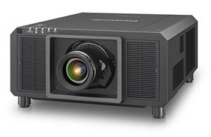 パナソニック Panasonic 3チップDLP方式 プロジェクター PT-RS20KJ (レンズ別売) 【※受注生産品】