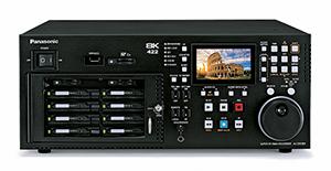 パナソニック Panasonic 8Kスーパーハイビジョンレコーダー AJ-ZS0580 【受注生産品】