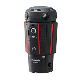 パナソニック Panasonic 360度ライブカメラ AW-360C10GJ