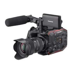 パナソニック Panasonic メモリーカード・カメラレコーダー AU-EVA1